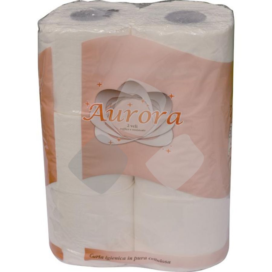 Carta Igienica Aurora Cf. 6rt.