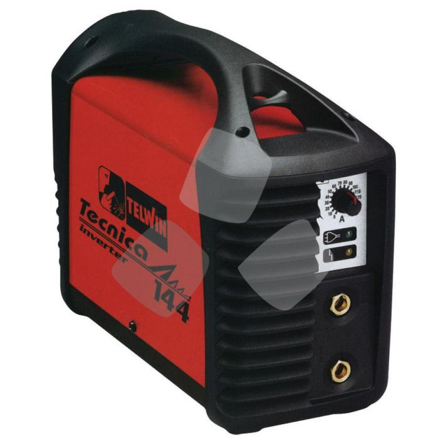 "Saldatrice Inverter Telwin ""force145""-130a C/accessori + Valigetta"