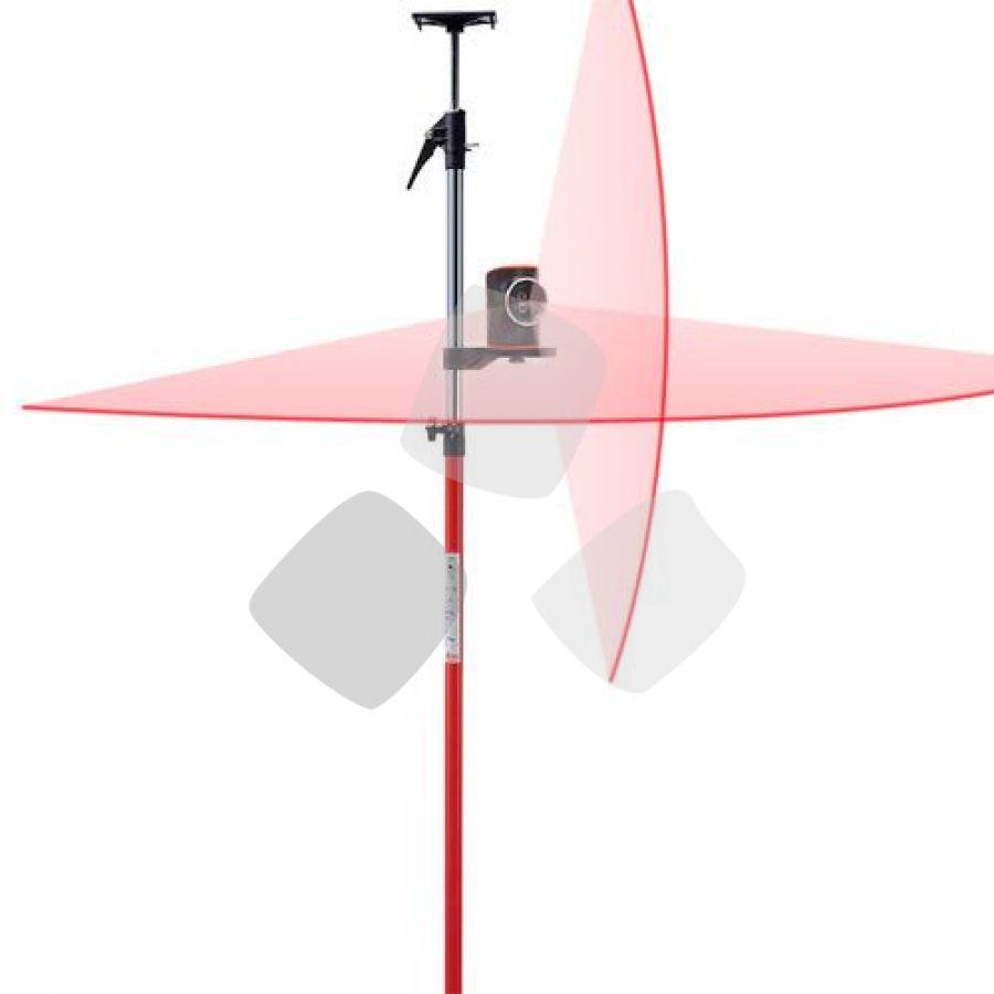 "Asta Telescopica X Livelle Laser ""clr 290"" Leica 2,90mt (761762)"