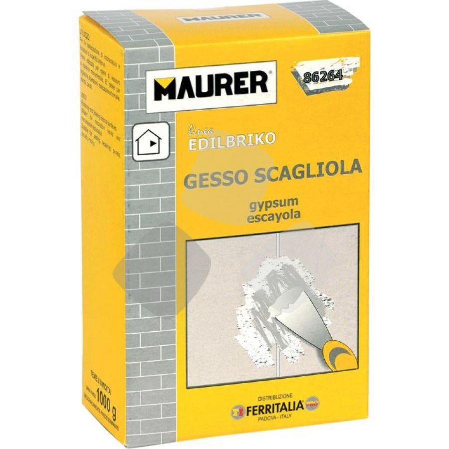 Gesso Scagliola Maurer Kg.1 PZ.12