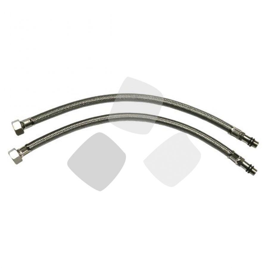 Flessibile Inox Maurer X Miscelatori F3/8x10x1,35 Cf2pz