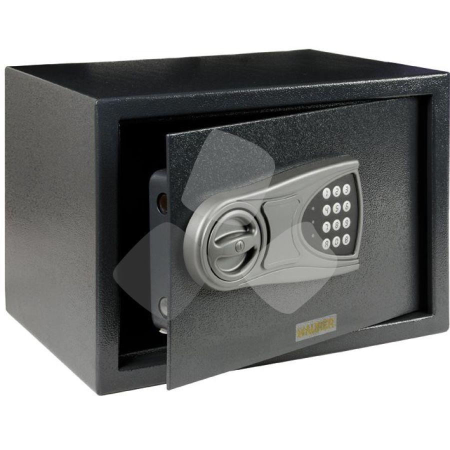 Cassaforte A Mobile Elettronica Maurer 31x20x20cm