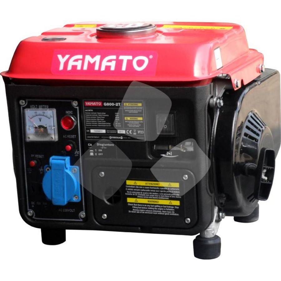 """Motogeneratore Yamato """"g-800"""" 0,8kw 2t"""