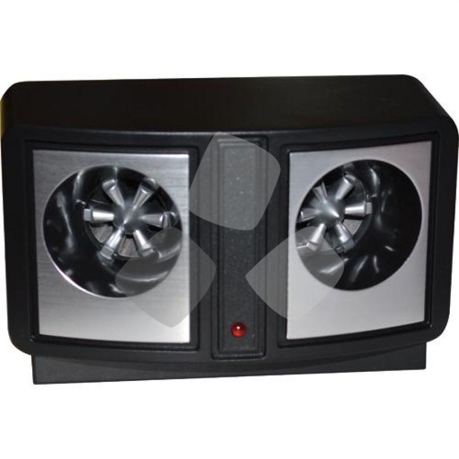 """Repellente Ultrasuoni X Topi """"2 Speaker"""" Maurer 300mq - Cf. In Scatola"""
