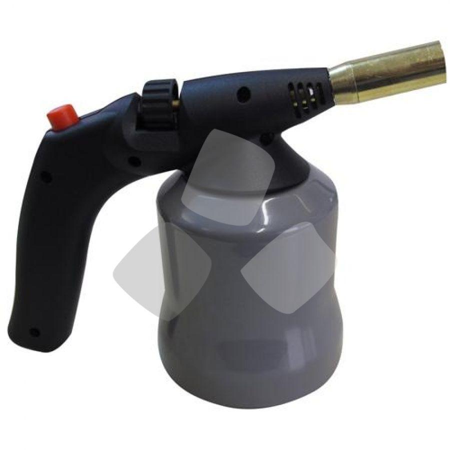 Saldatore Gas X Cartuccia C/piezo In Metallo Maurer - Cf. In Scatola