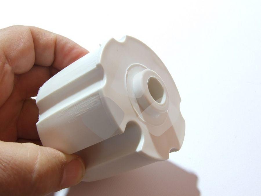 Calotta tende da sole per rullo mm.70 con foro
