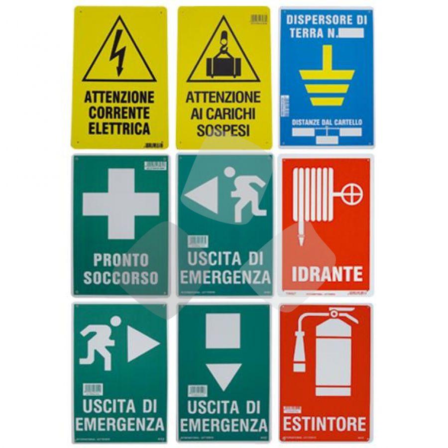 Cartello per Cantiere Norme di Sicurezza