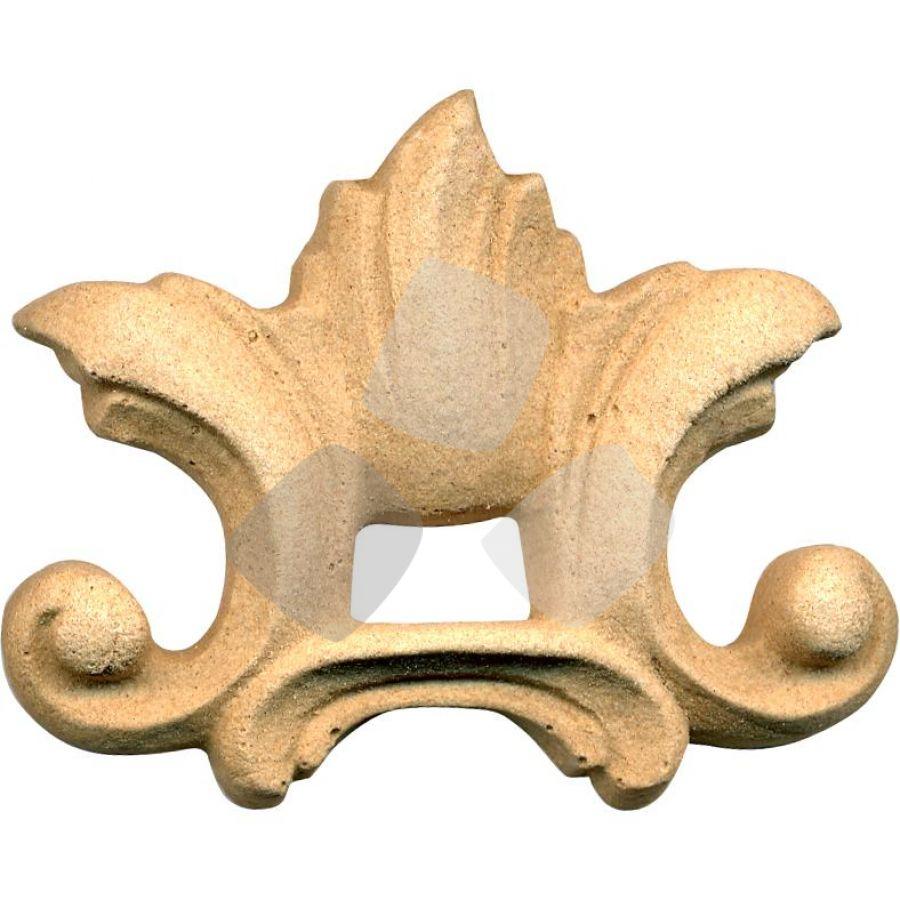 FREGIO per mobili in pasta di legno 034123 misura 70x60h mm.