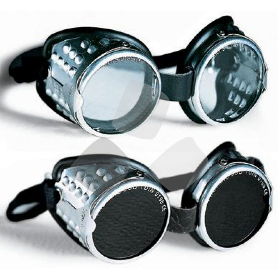 Occhiali X Saldatura Adler Incolore Sacit