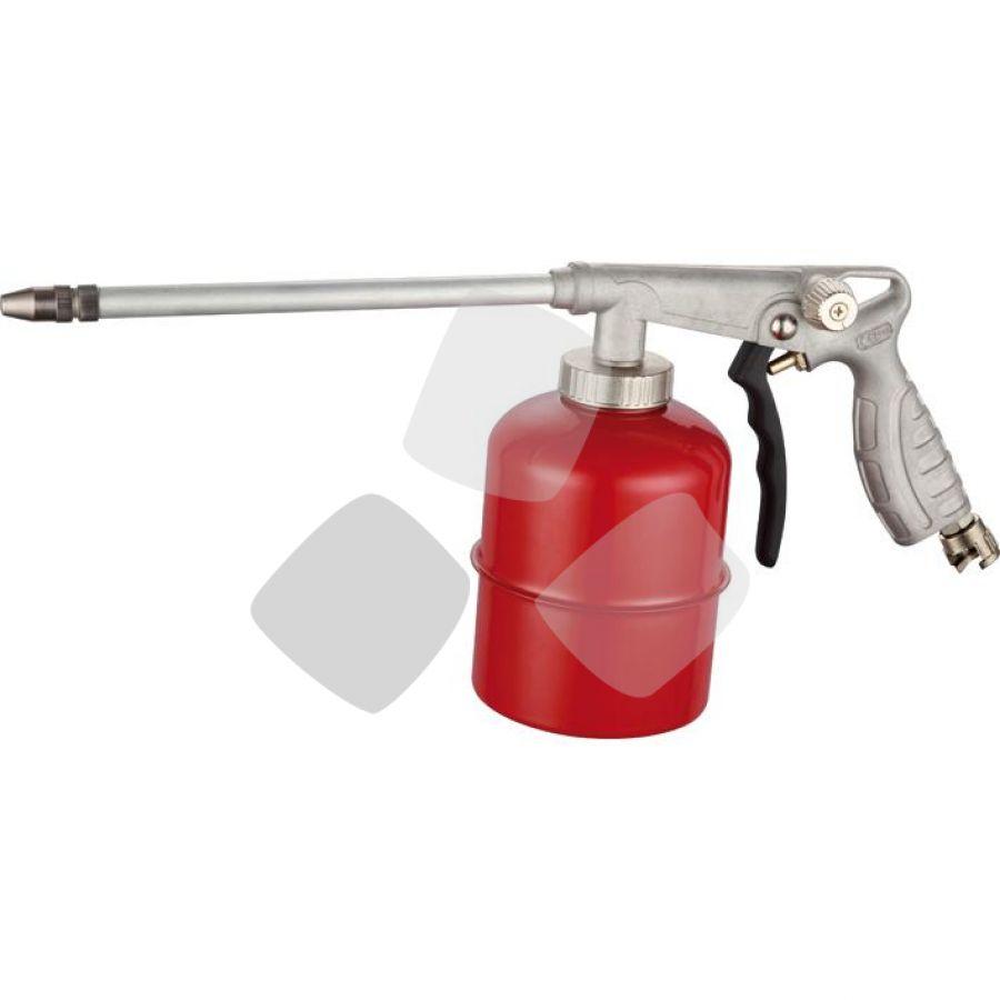 Pistola Lavaggio Nafta Maurer Serbatoio Verniciato