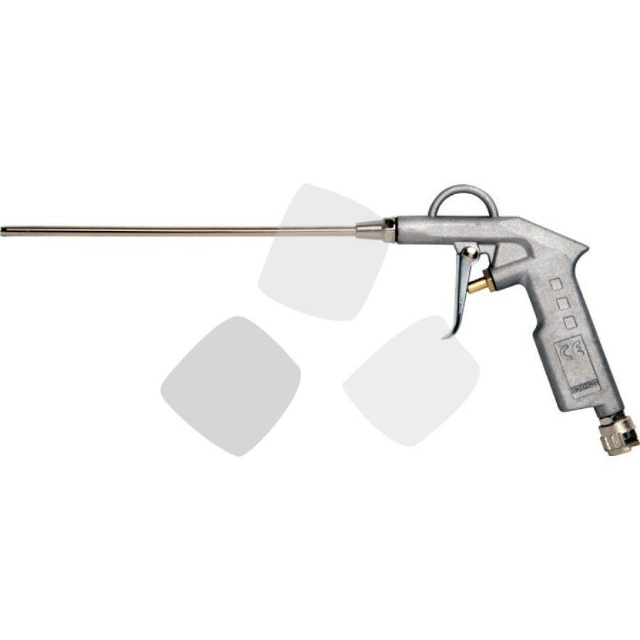Pistola Soffiaggio Canna Lunga Maurer Allum. Sabb.