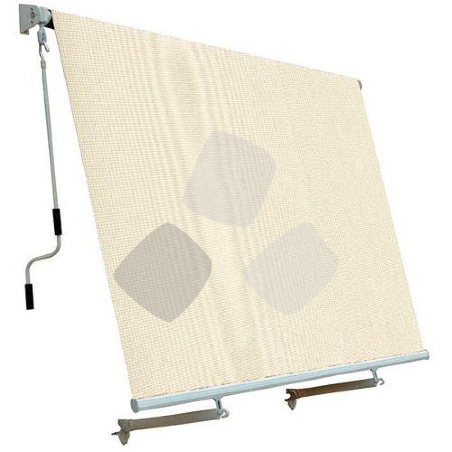 Tenda Da Sole A Caduta Ecru' 2,50x2,50mt Papillon